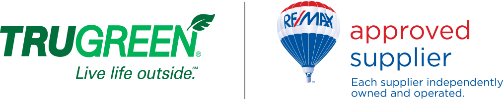 TruGreen and ReMax partnership logos