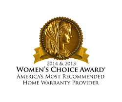 2014 & 2015 Women's Choice Award
