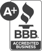 A+ BBB Accredited