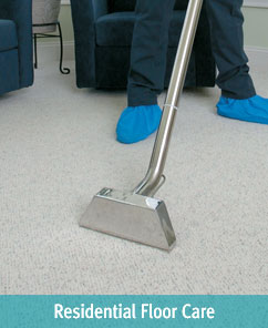 Residential floor care